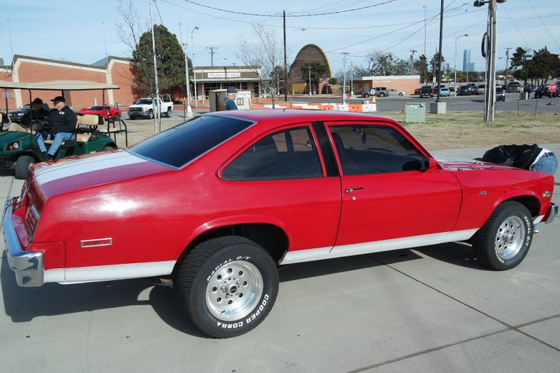 5th Image of a 1978 CHEVROLET NOVA