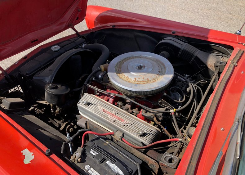 10th Image of a 1956 FORD THUNDERBIRD