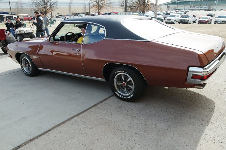 5th Image of a 1971 PONTIAC GTO