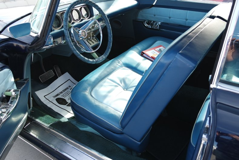 2nd Image of a 1957 LINCOLN CONTINENTAL MARK II