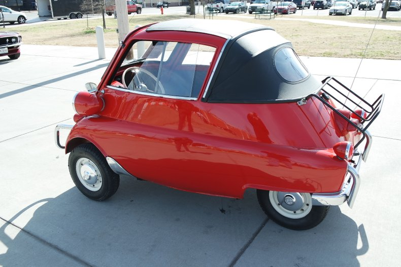 2nd Image of a 1958 BMW ISETTA 300