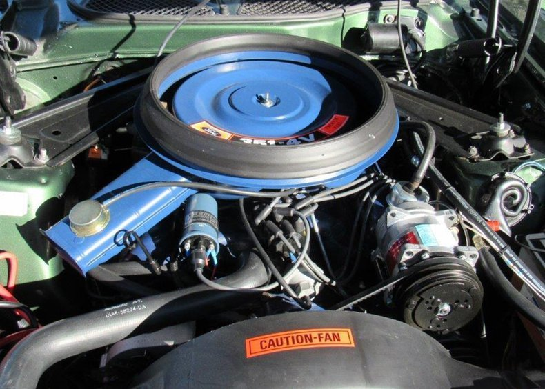 10th Image of a 1971 FORD MUSTANG MACH I