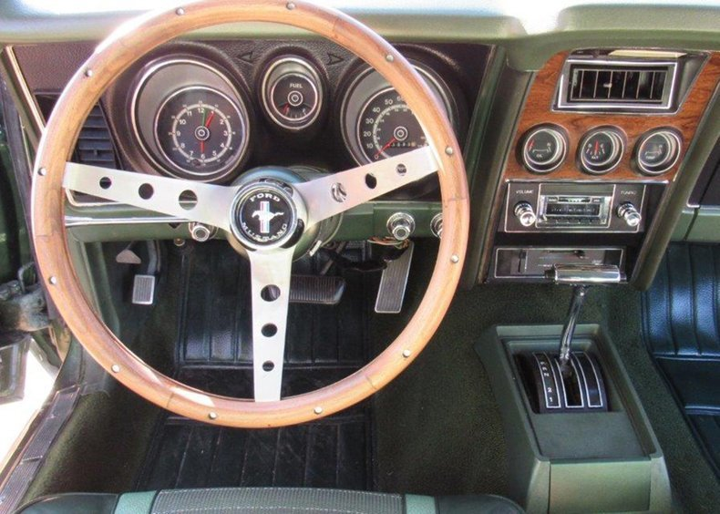 11th Image of a 1971 FORD MUSTANG MACH I