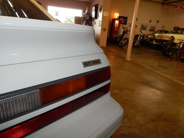 31st Image of a 1985 FORD MUSTANG PREDATOR