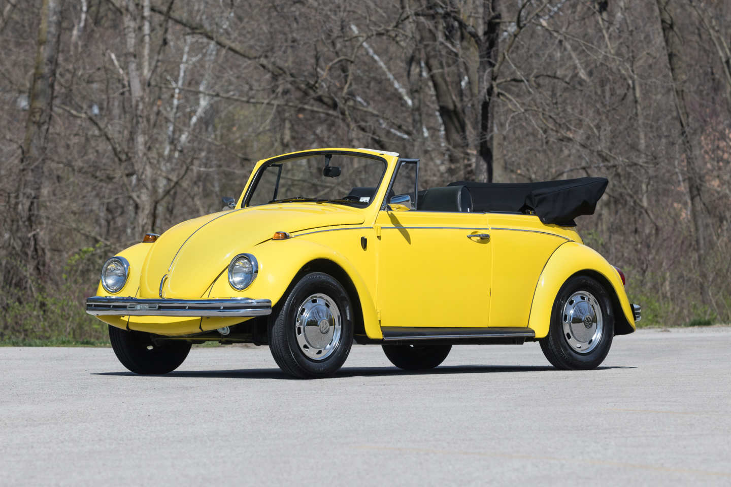 1968 VOLKSWAGEN BEETLE For Sale at Vicari Auctions Nocona