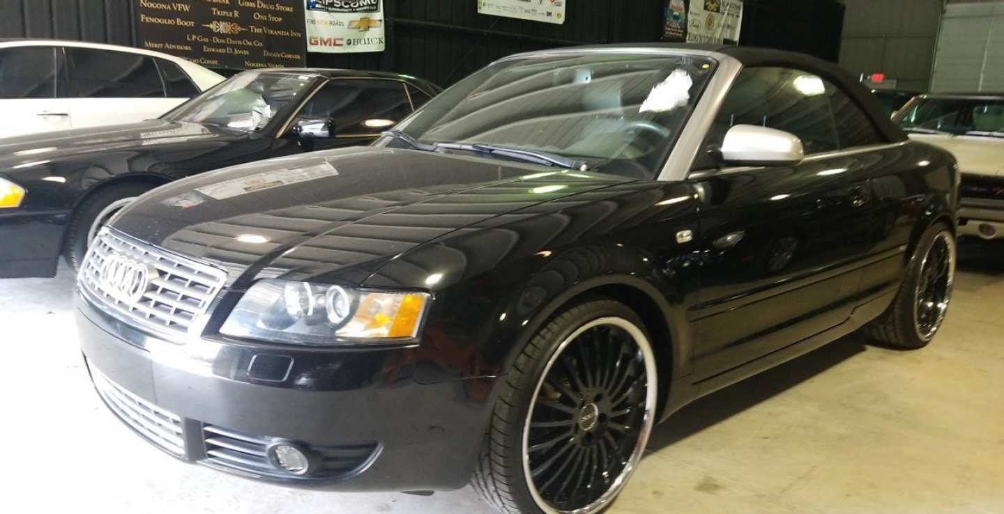 5th Image of a 2005 AUDI A4 1.8T
