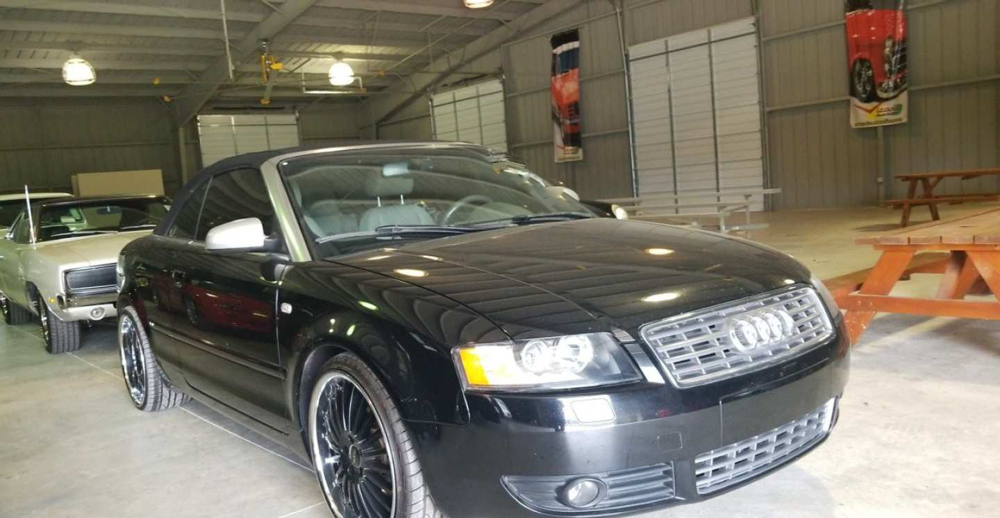 2nd Image of a 2005 AUDI A4