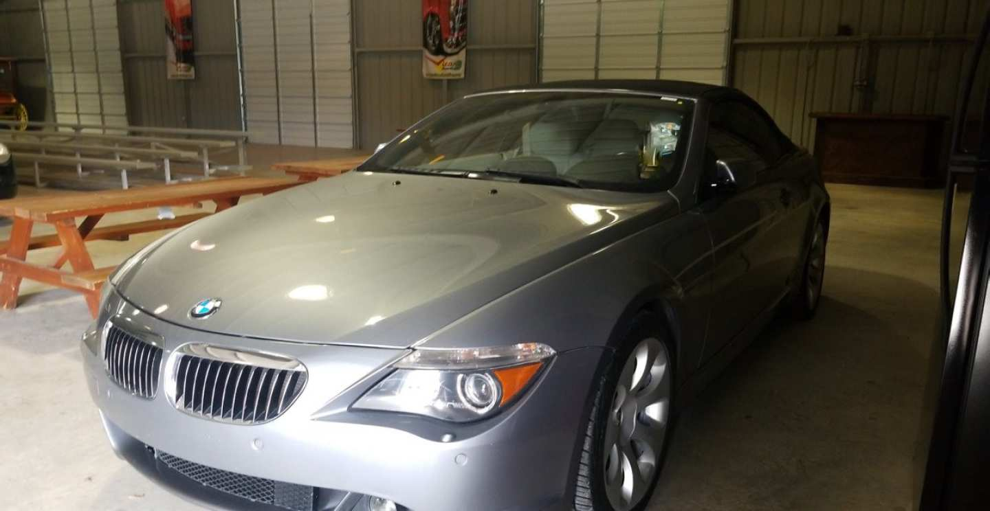 1st Image of a 2005 BMW 6-SERIES