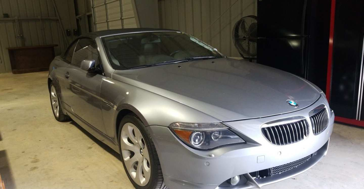2nd Image of a 2005 BMW 6-SERIES