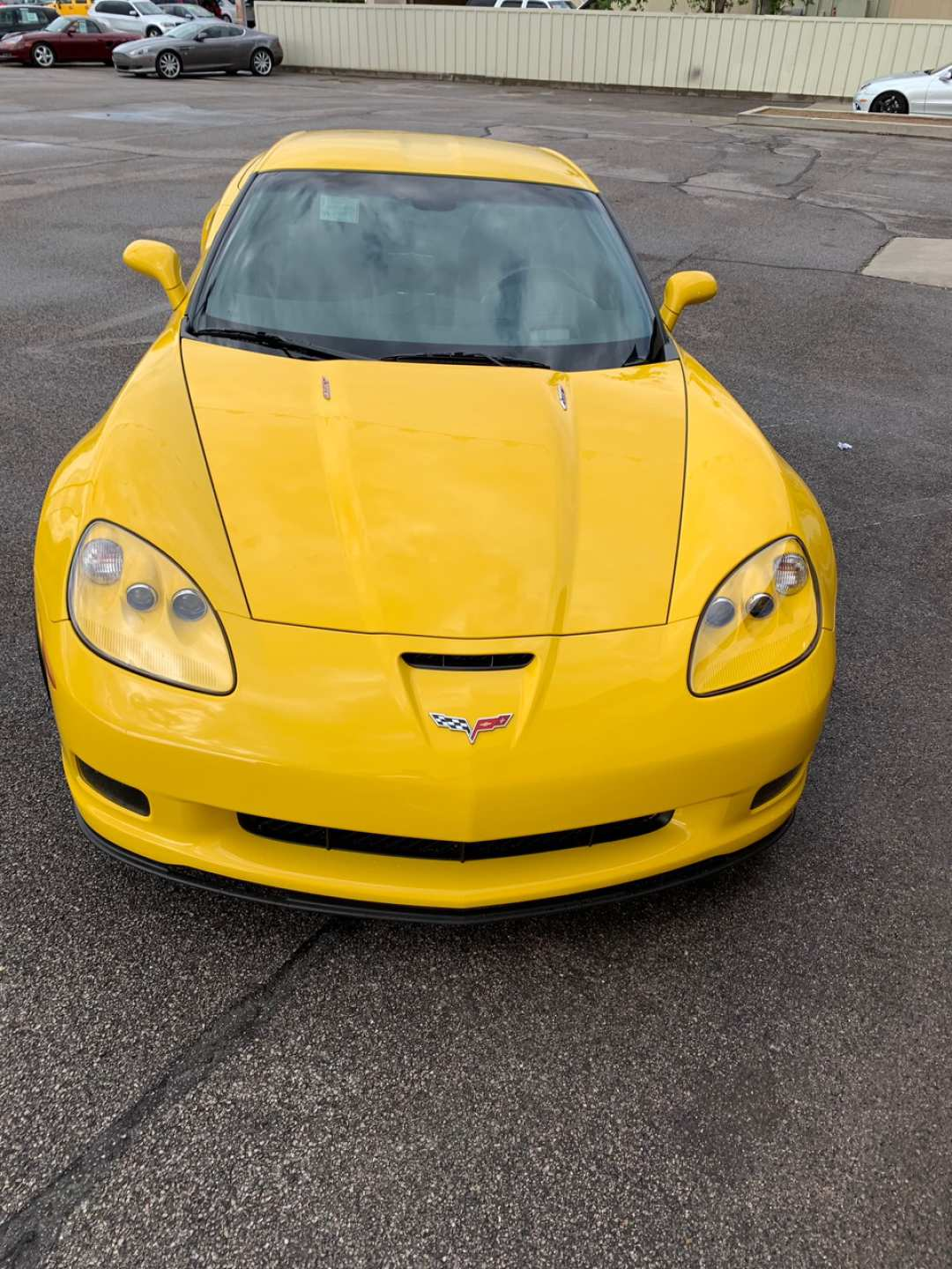 8th Image of a 2007 CHEVROLET CORVETTE Z06