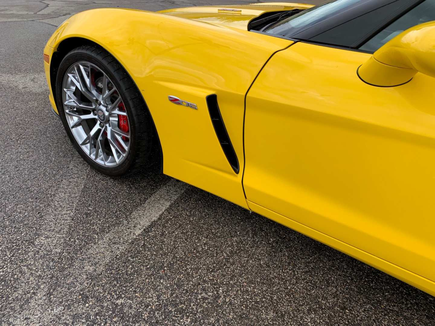 14th Image of a 2007 CHEVROLET CORVETTE Z06