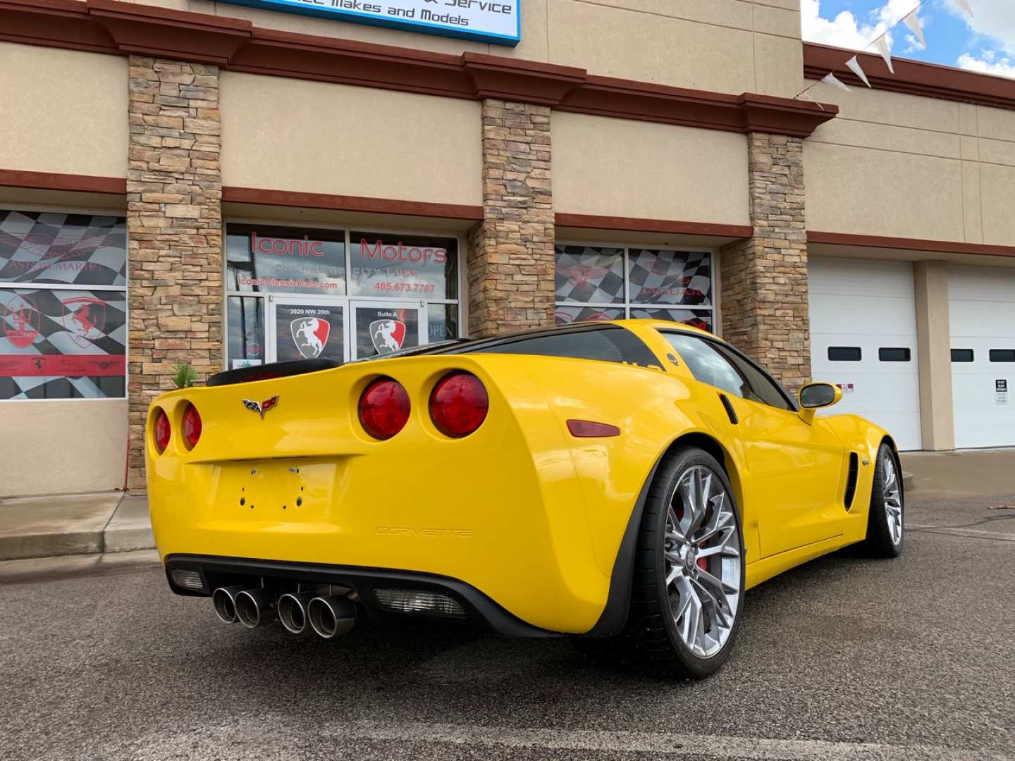 19th Image of a 2007 CHEVROLET CORVETTE Z06