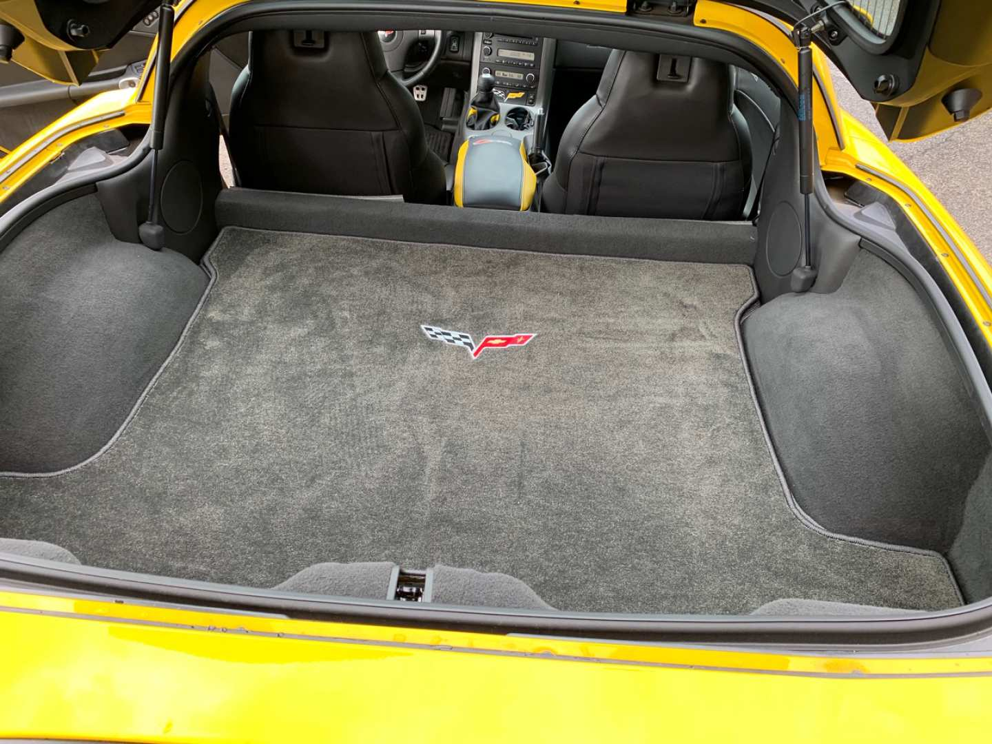 12th Image of a 2007 CHEVROLET CORVETTE Z06