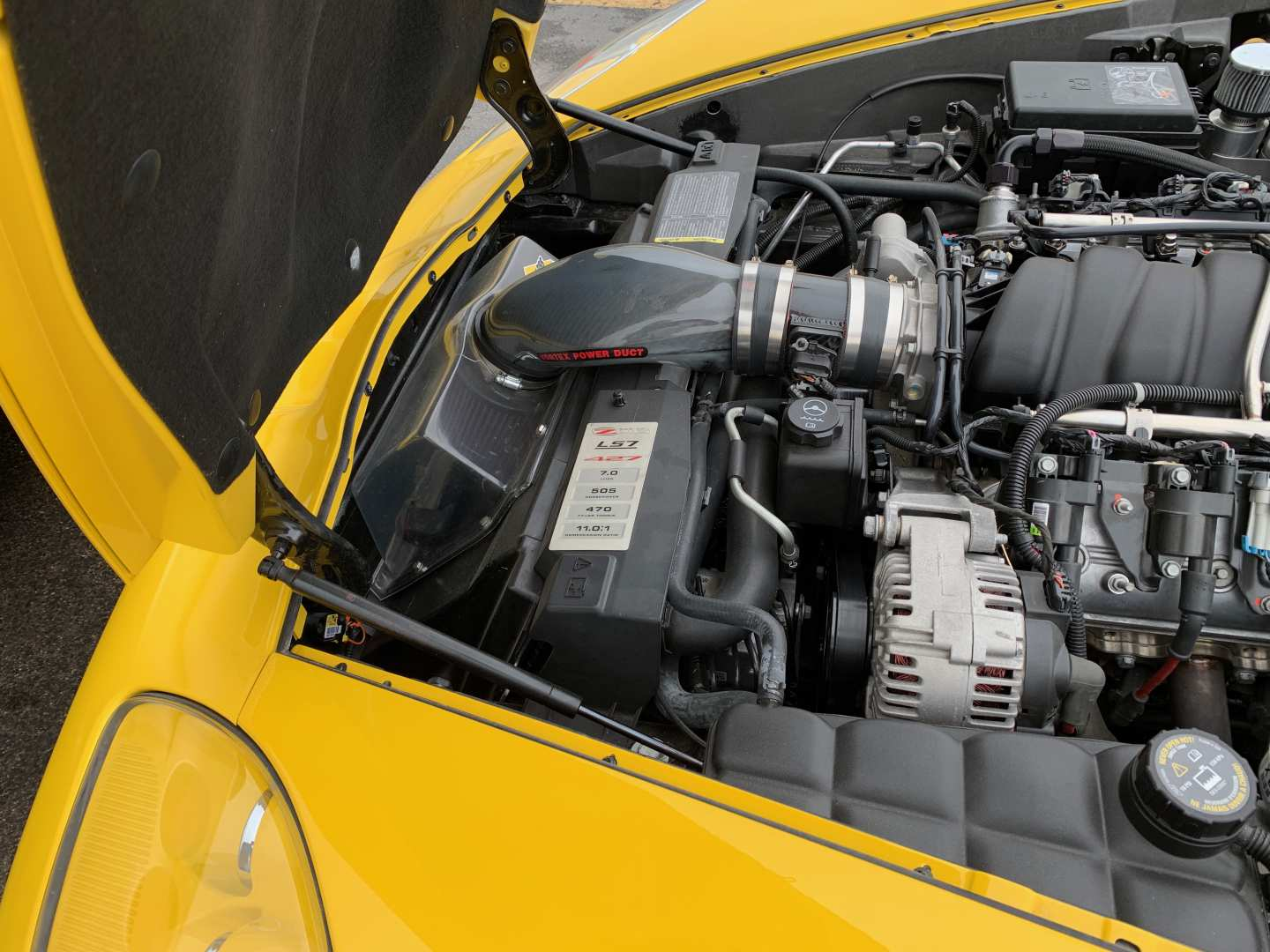 13th Image of a 2007 CHEVROLET CORVETTE Z06