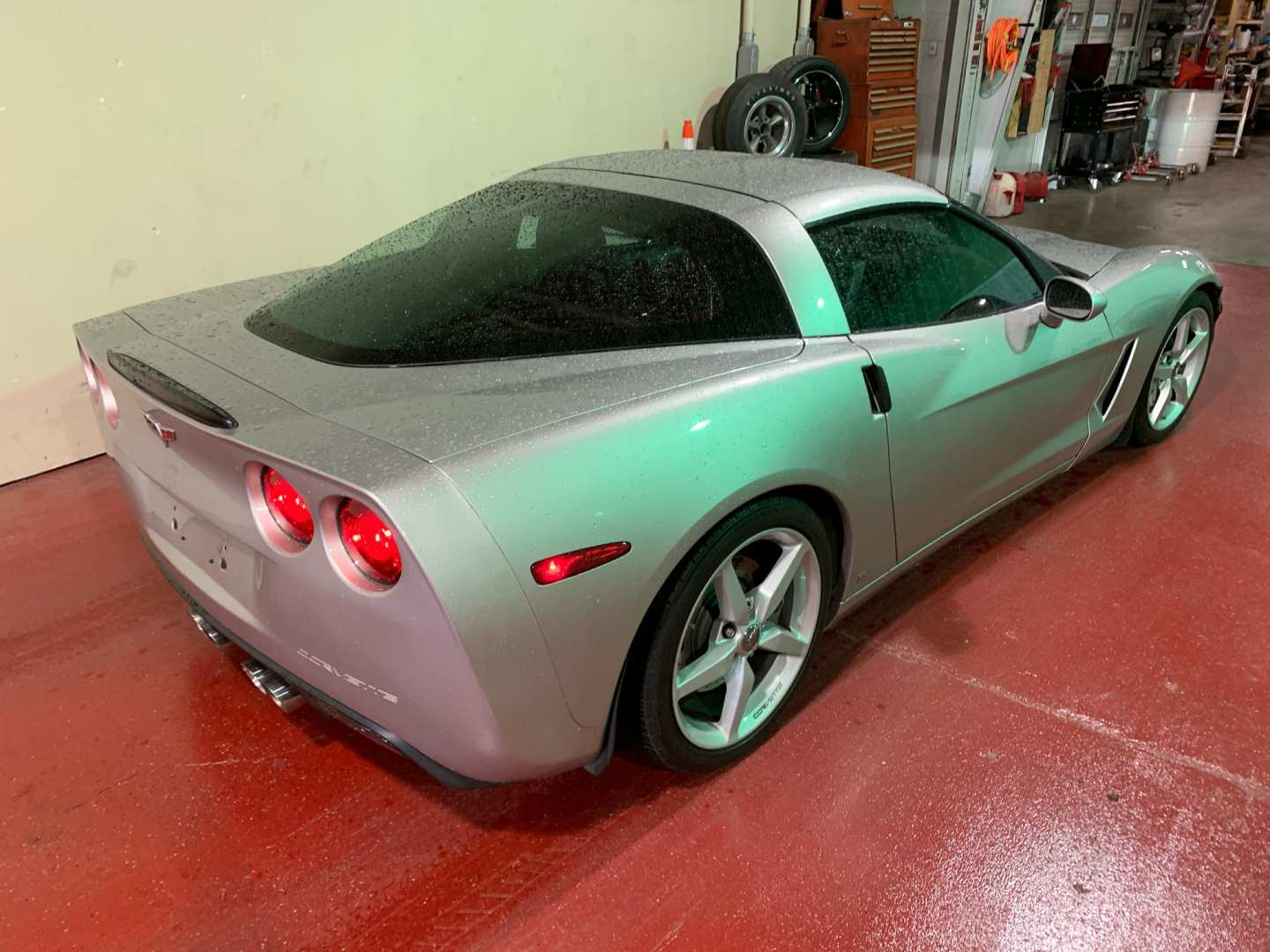 2nd Image of a 2006 CHEVROLET CORVETTE