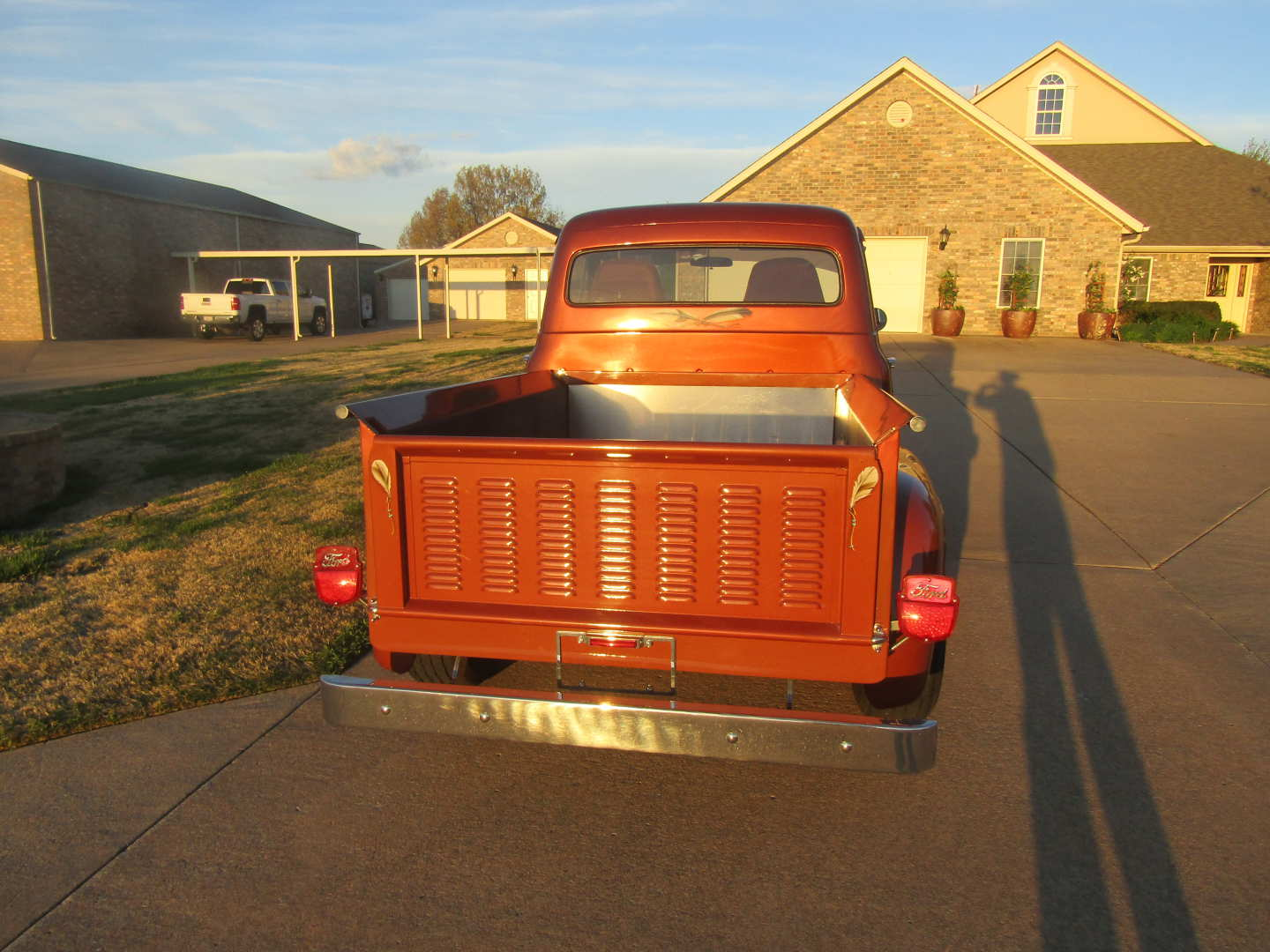 11th Image of a 1955 FORD F100
