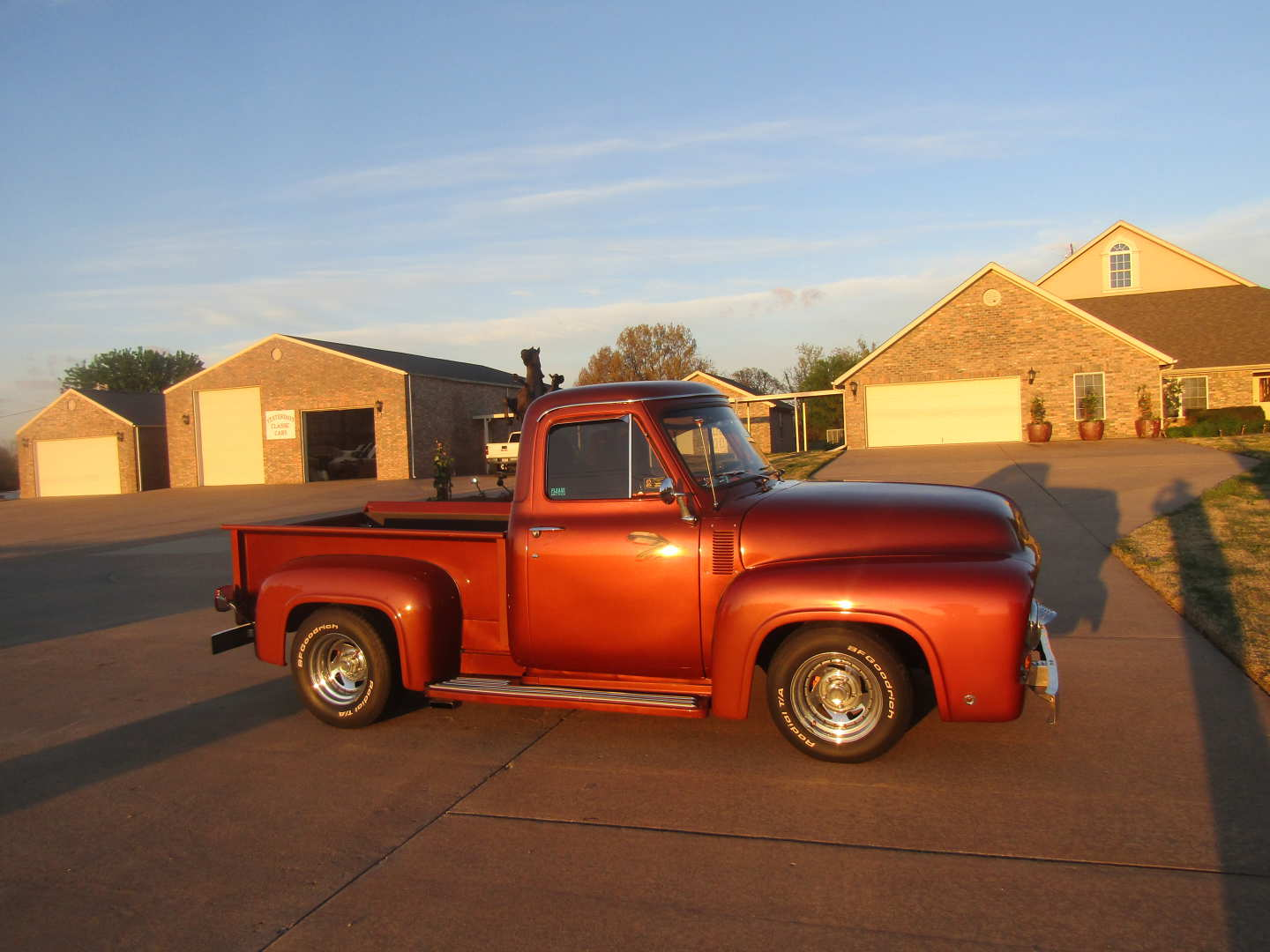 5th Image of a 1955 FORD F100