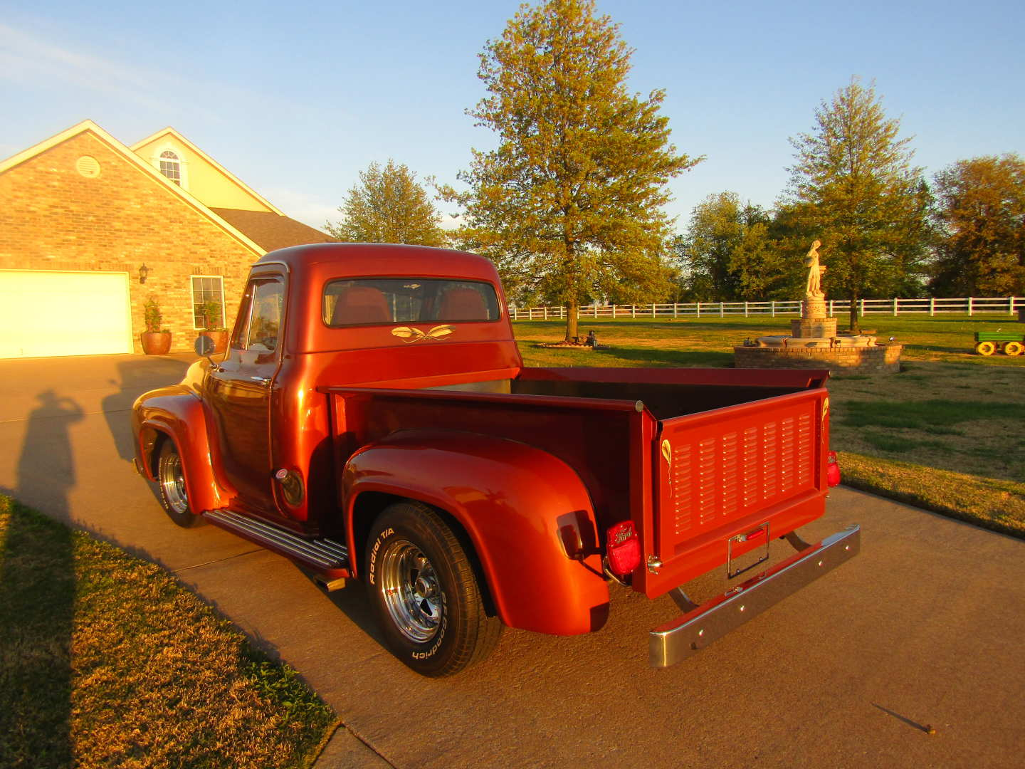 13th Image of a 1955 FORD F100