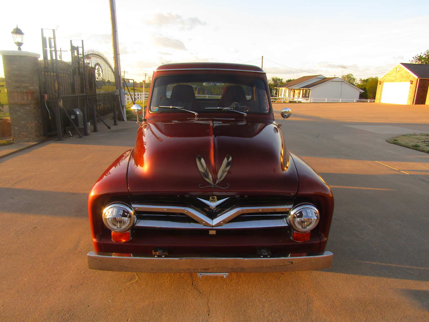 8th Image of a 1955 FORD F100