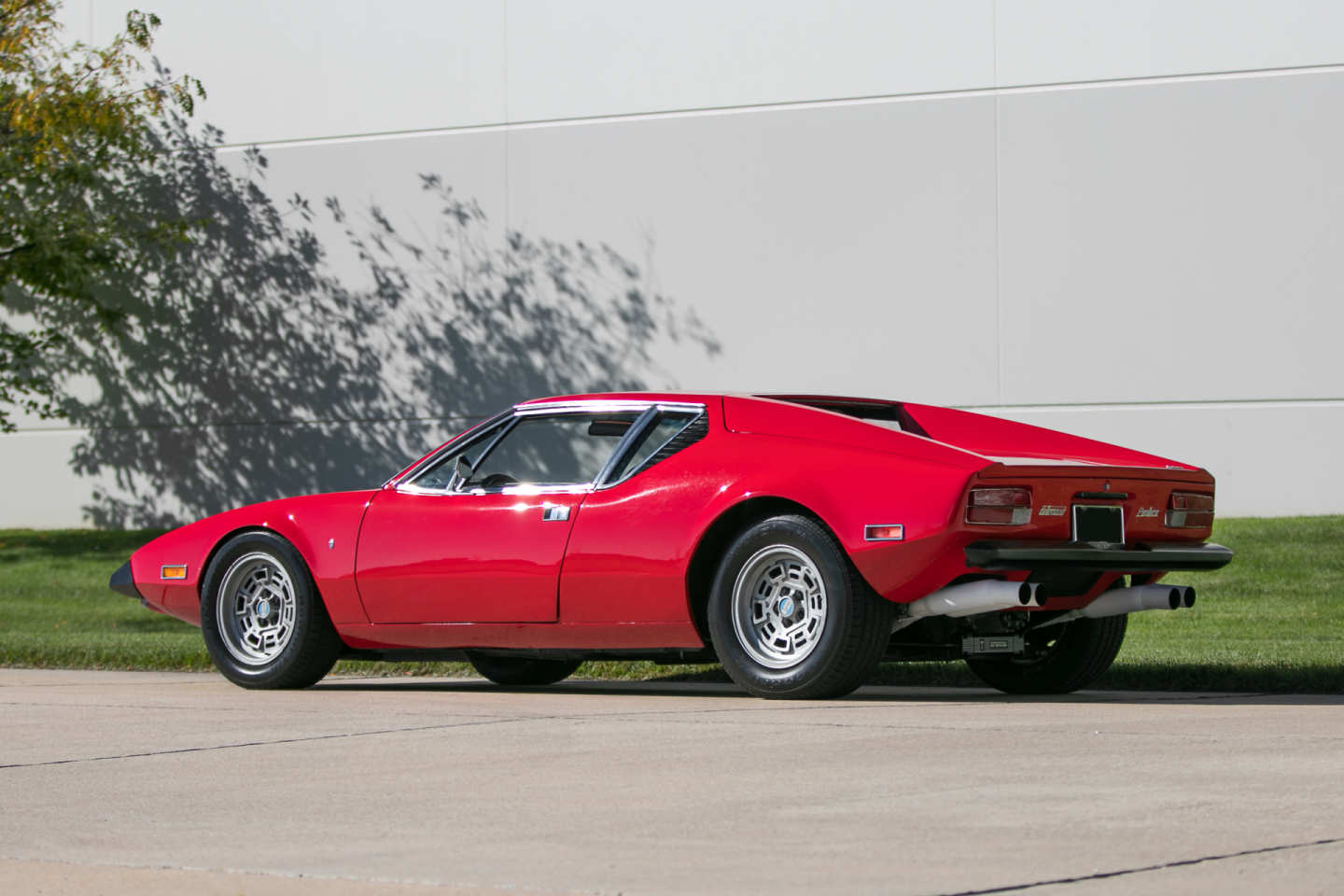 7th Image of a 1973 DETOMASO PANTERA