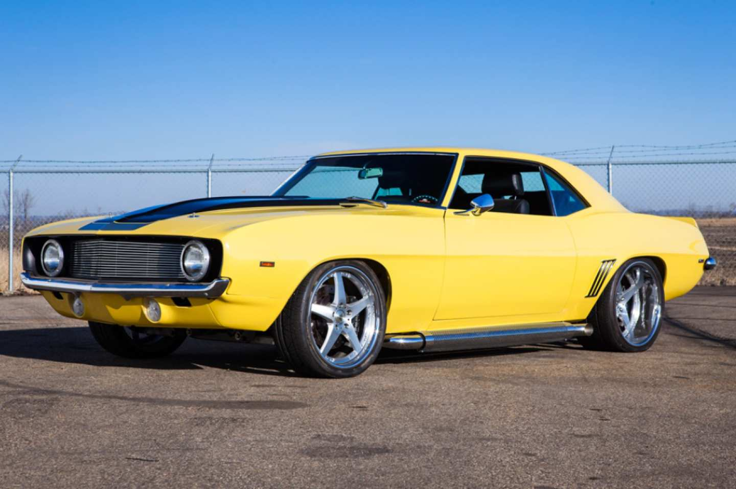 1st Image of a 1969 CHEVROLET CAMARO