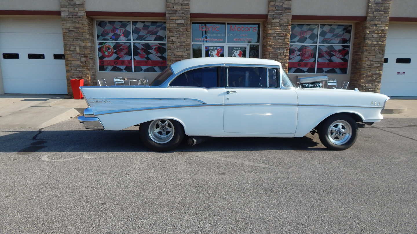12th Image of a 1957 CHEVROLET GASSER