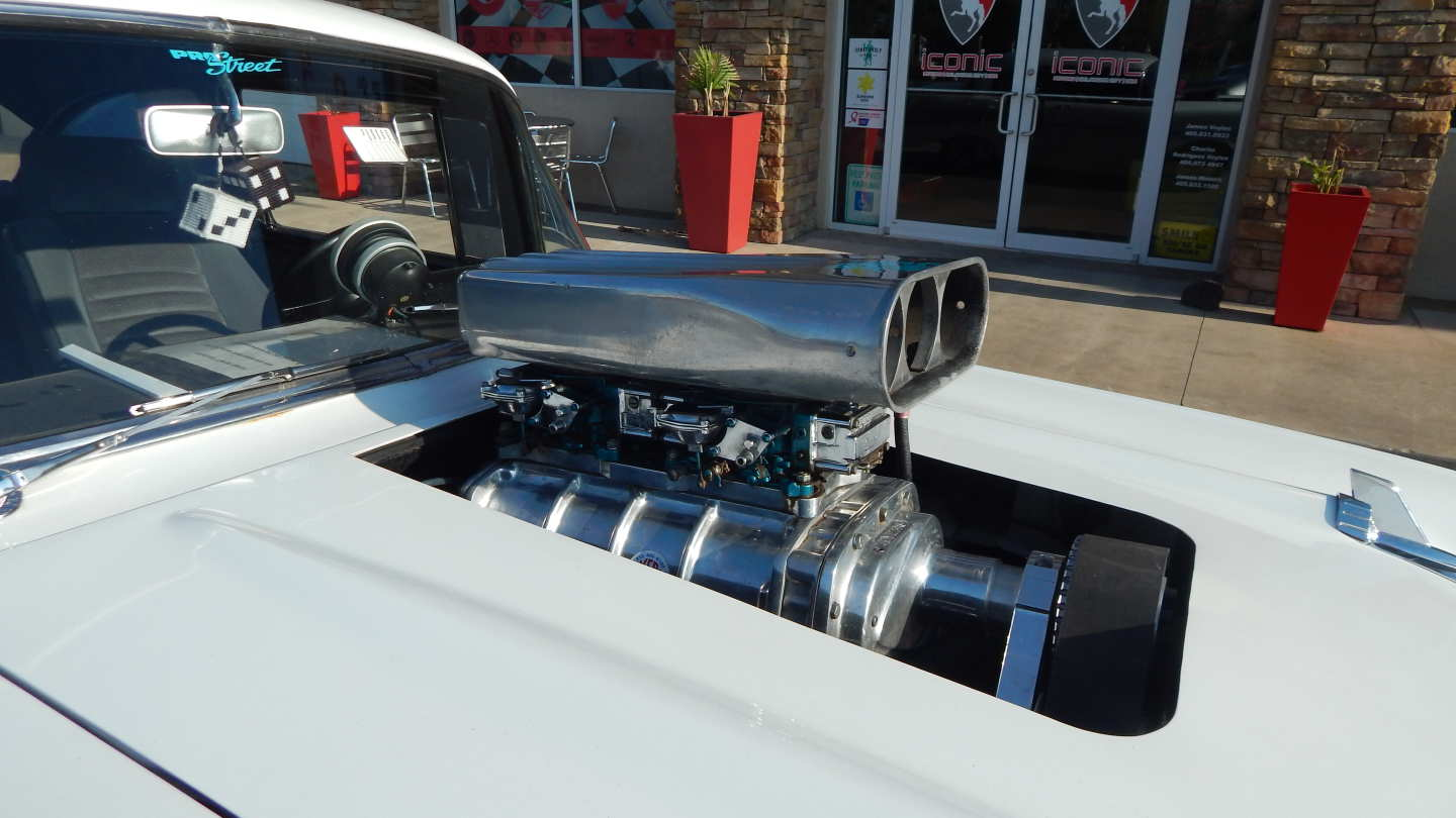 5th Image of a 1957 CHEVROLET GASSER