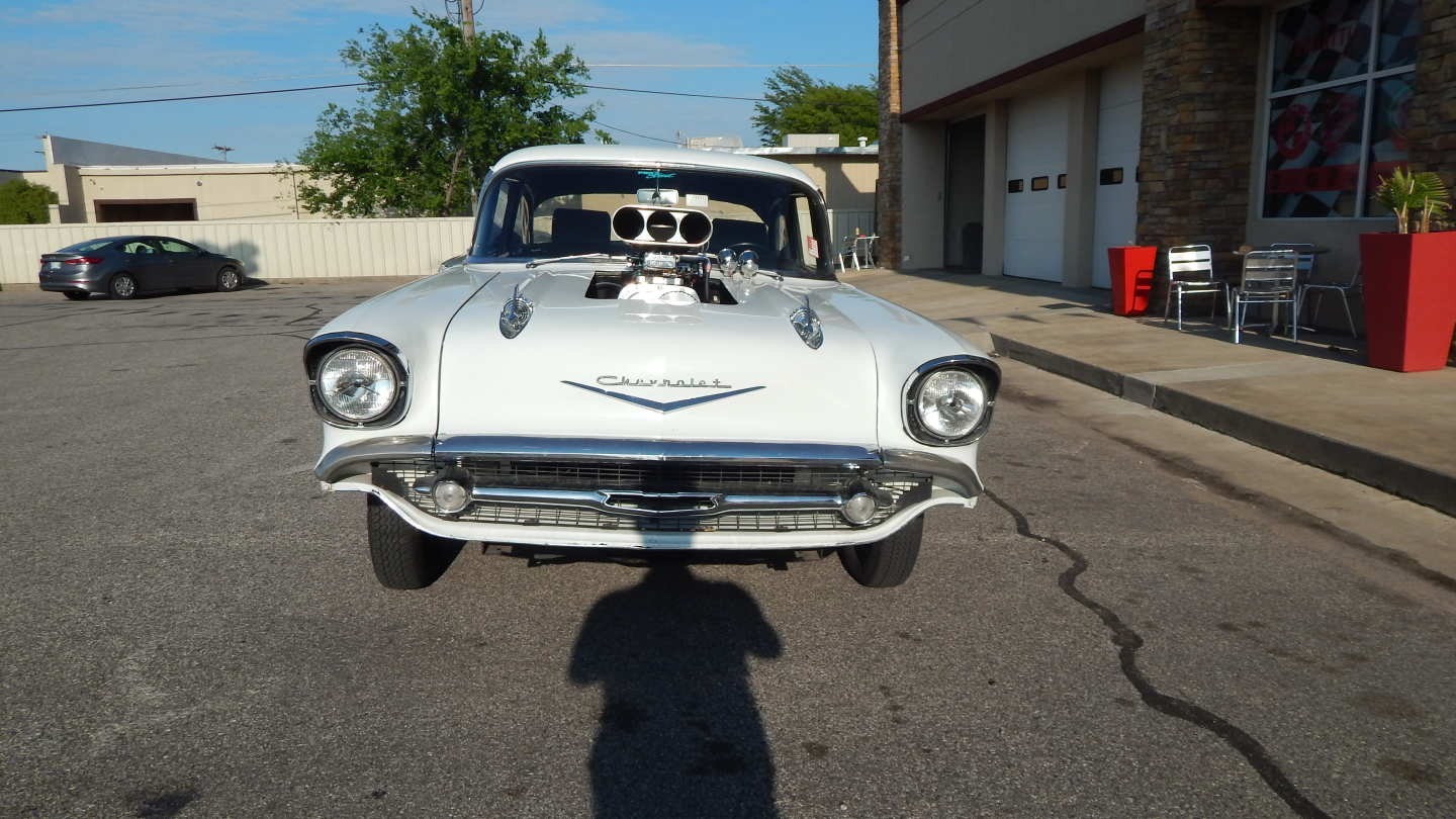 3rd Image of a 1957 CHEVROLET GASSER