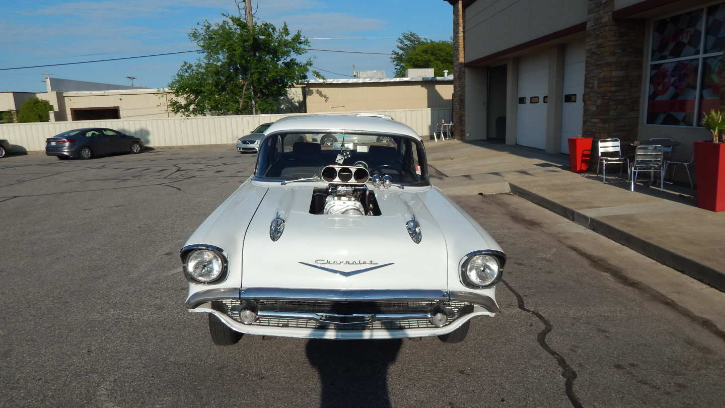 2nd Image of a 1957 CHEVROLET GASSER