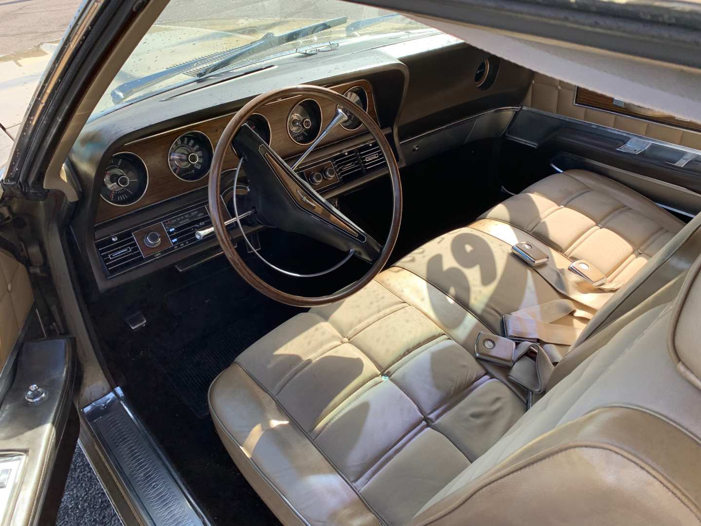 16th Image of a 1969 FORD THUNDERBIRD