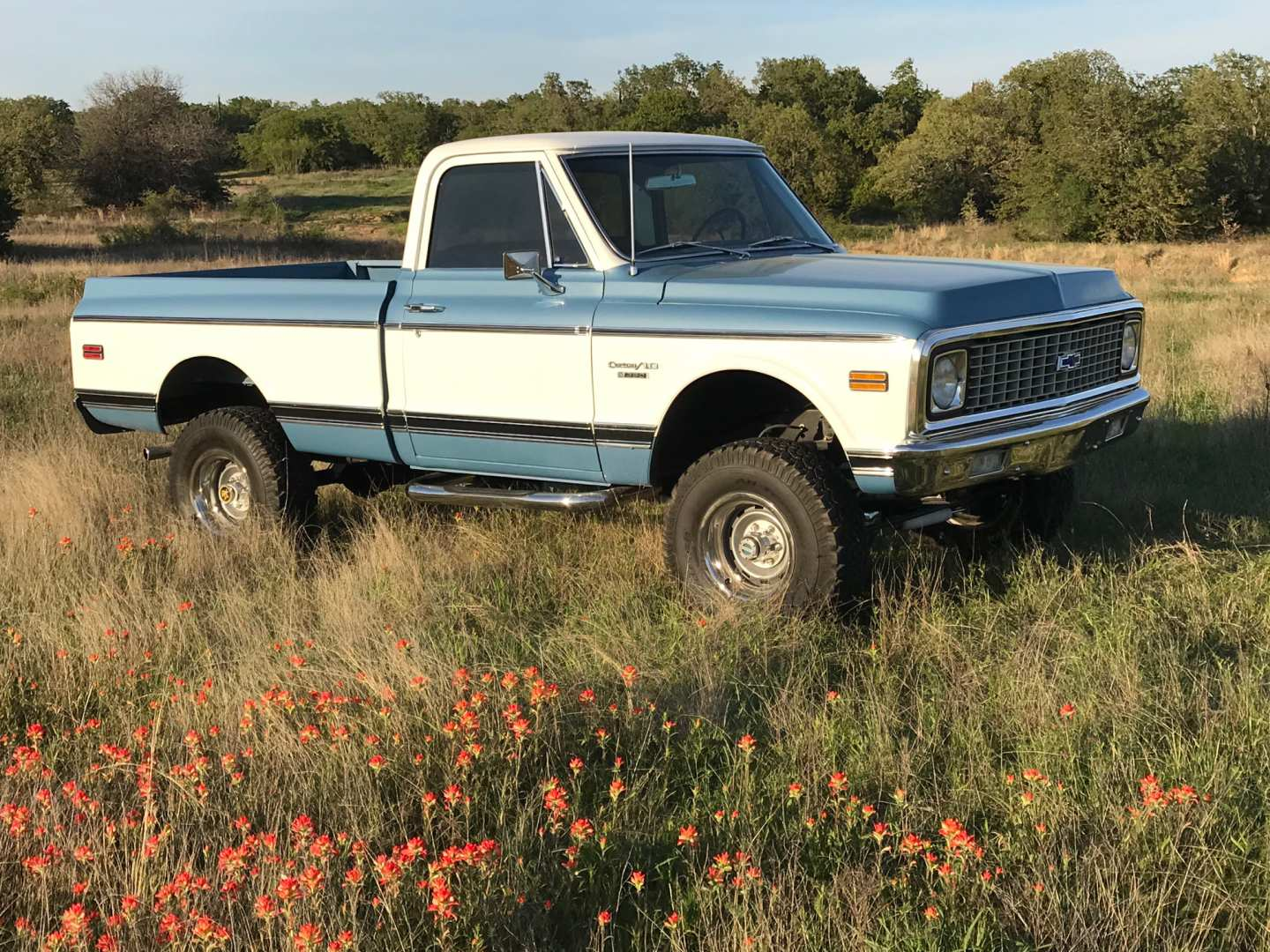 1972 Chevrolet K10 For Sale At Vicari Auctions Nocona Tx 2019