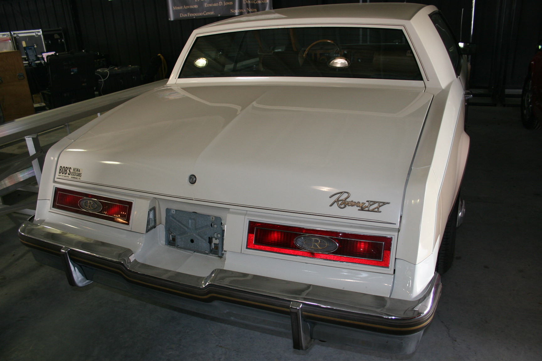 5th Image of a 1983 BUICK RIVIERA