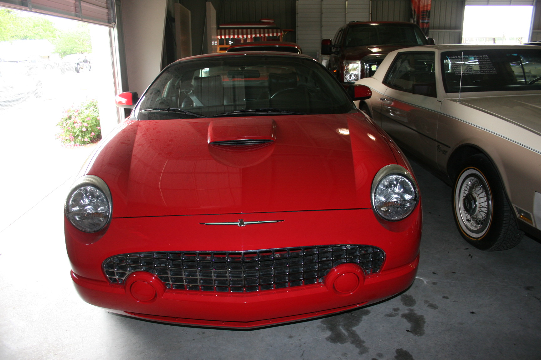 2005 Ford Thunderbird For Sale At Vicari Auctions Nocona Tx 2019