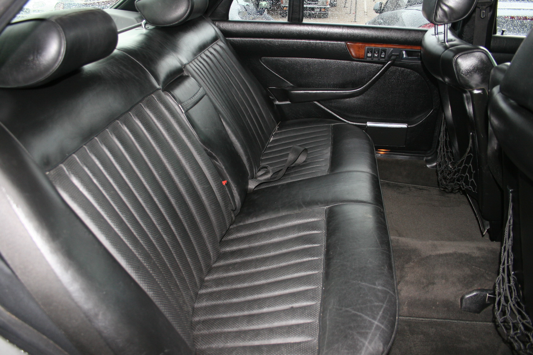 9th Image of a 1987 MERCEDES-BENZ 560 560SEL