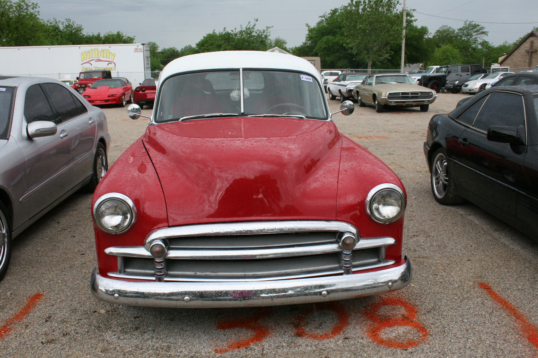 1950 CHEVROLET SEDAN DELIVERY For Sale at Vicari Auctions Nocona, Tx