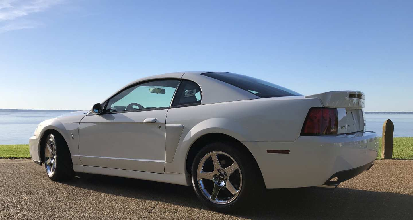 6th Image of a 2004 FORD MUSTANG COBRA SVT