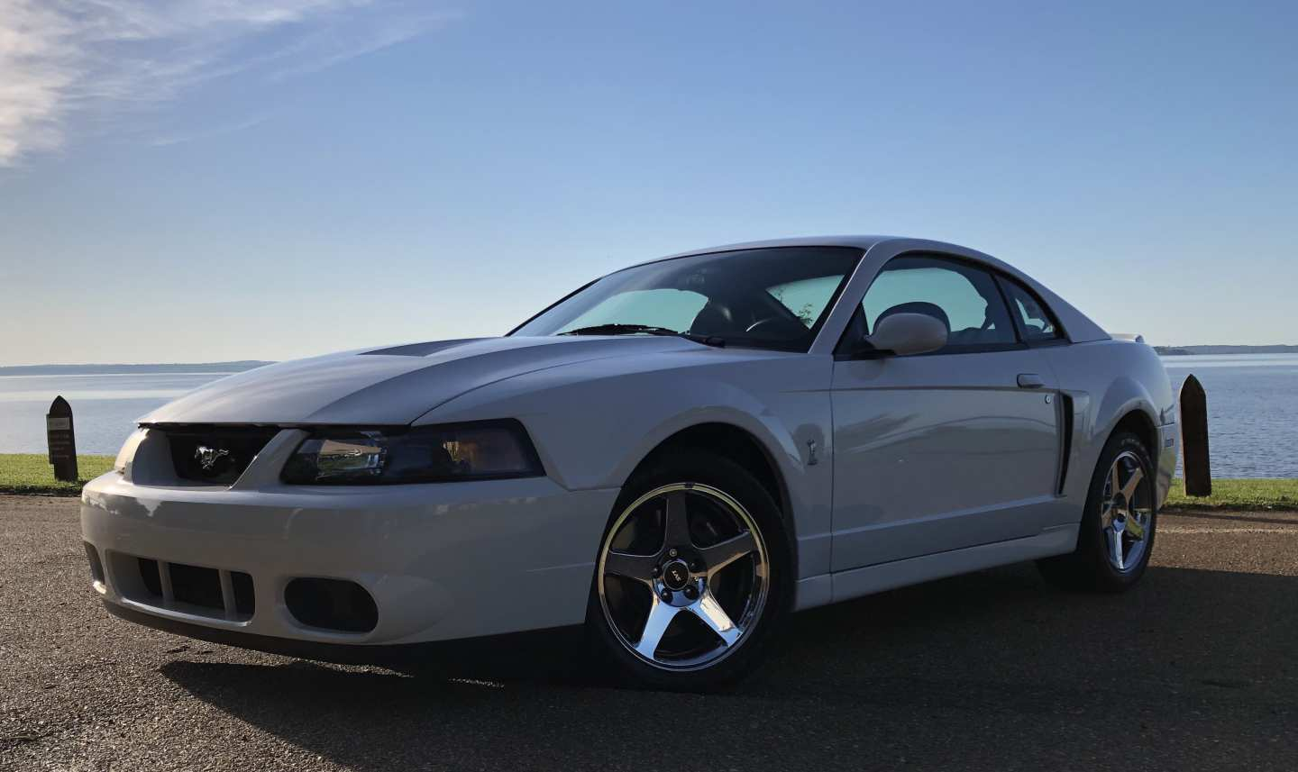 8th Image of a 2004 FORD MUSTANG COBRA SVT