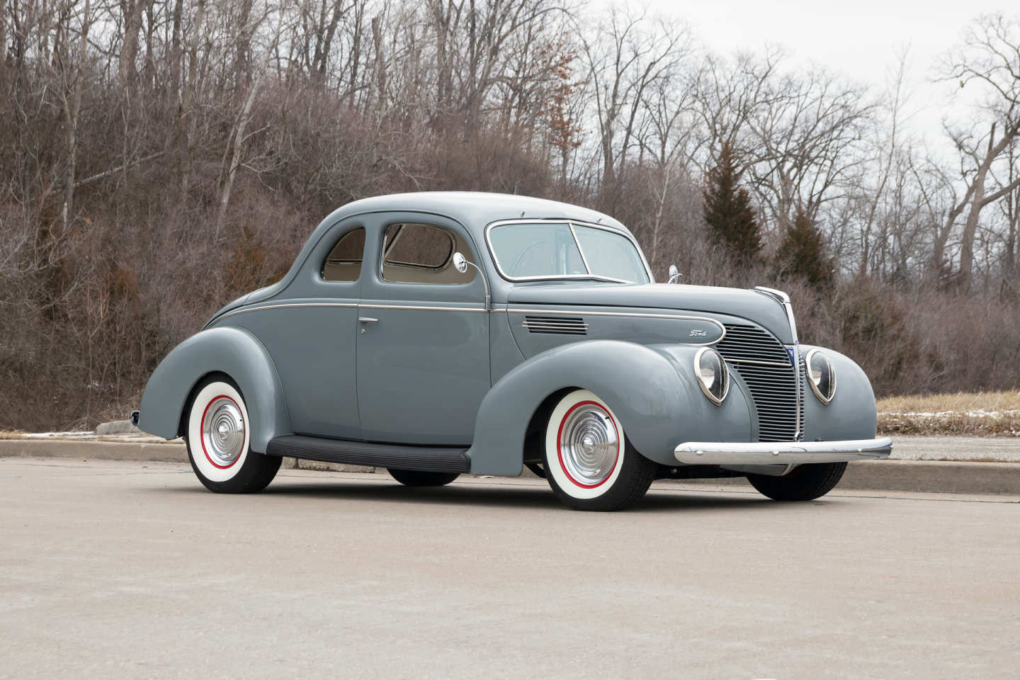 3rd Image of a 1939 FORD STANDARD