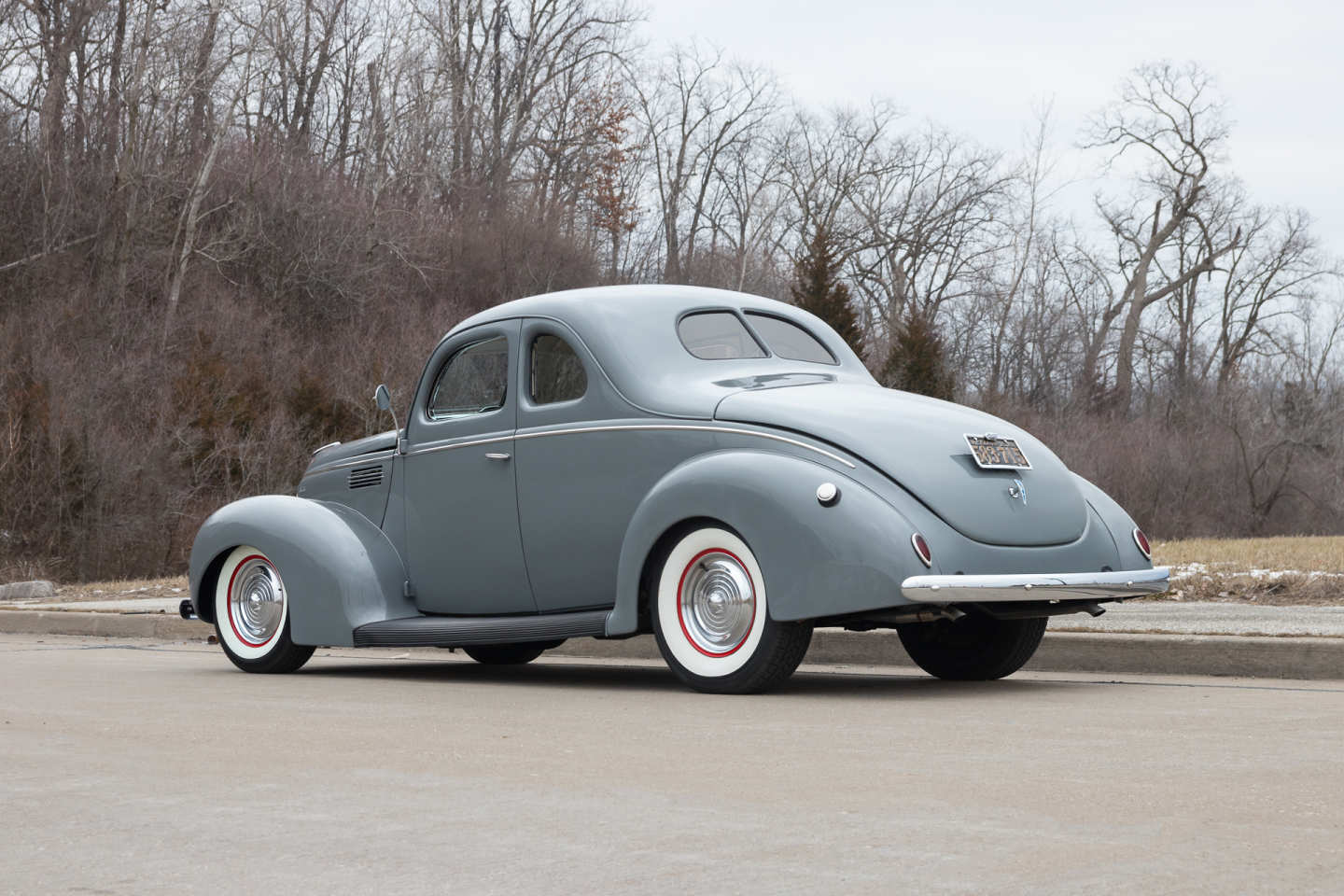 6th Image of a 1939 FORD STANDARD
