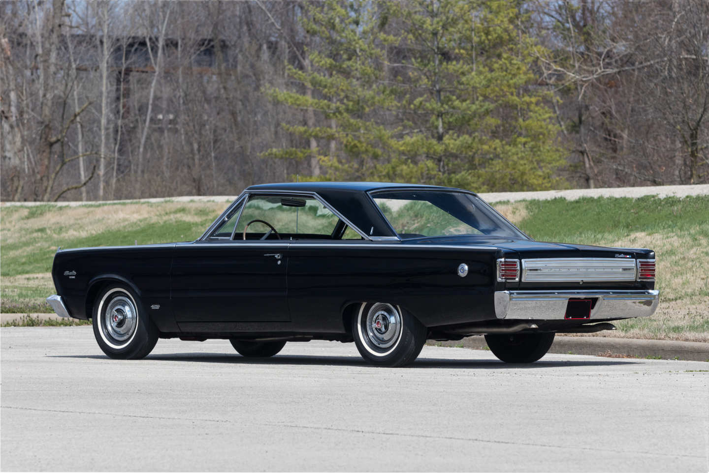 6th Image of a 1966 PLYMOUTH SATELLITE