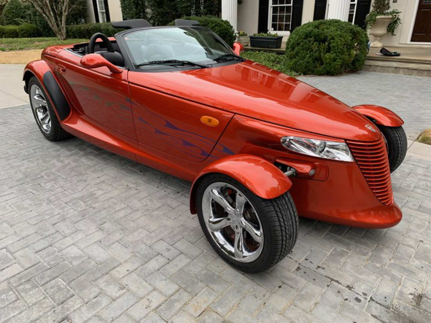 2nd Image of a 2001 PLYMOUTH PROWLER