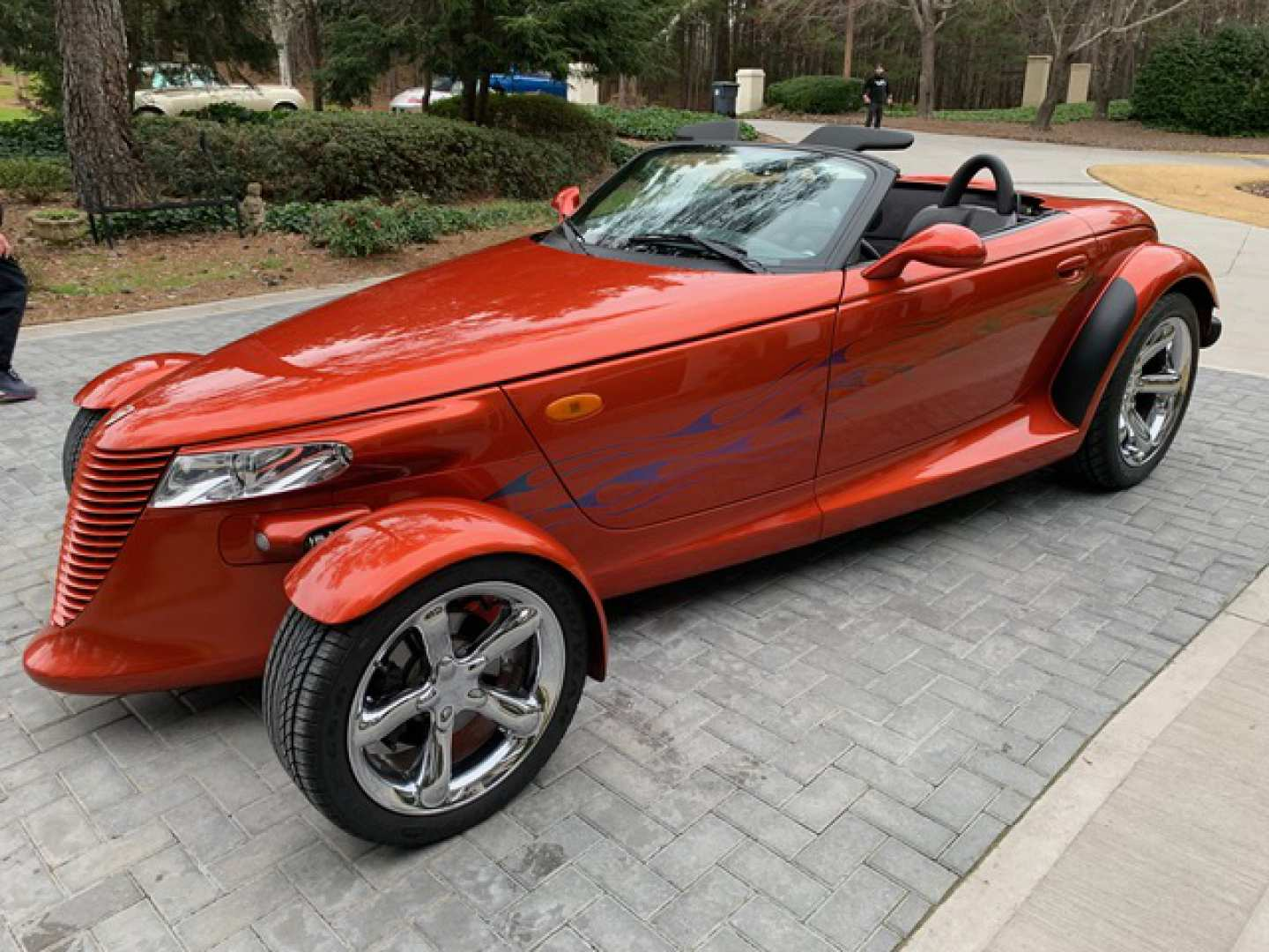 9th Image of a 2001 PLYMOUTH PROWLER