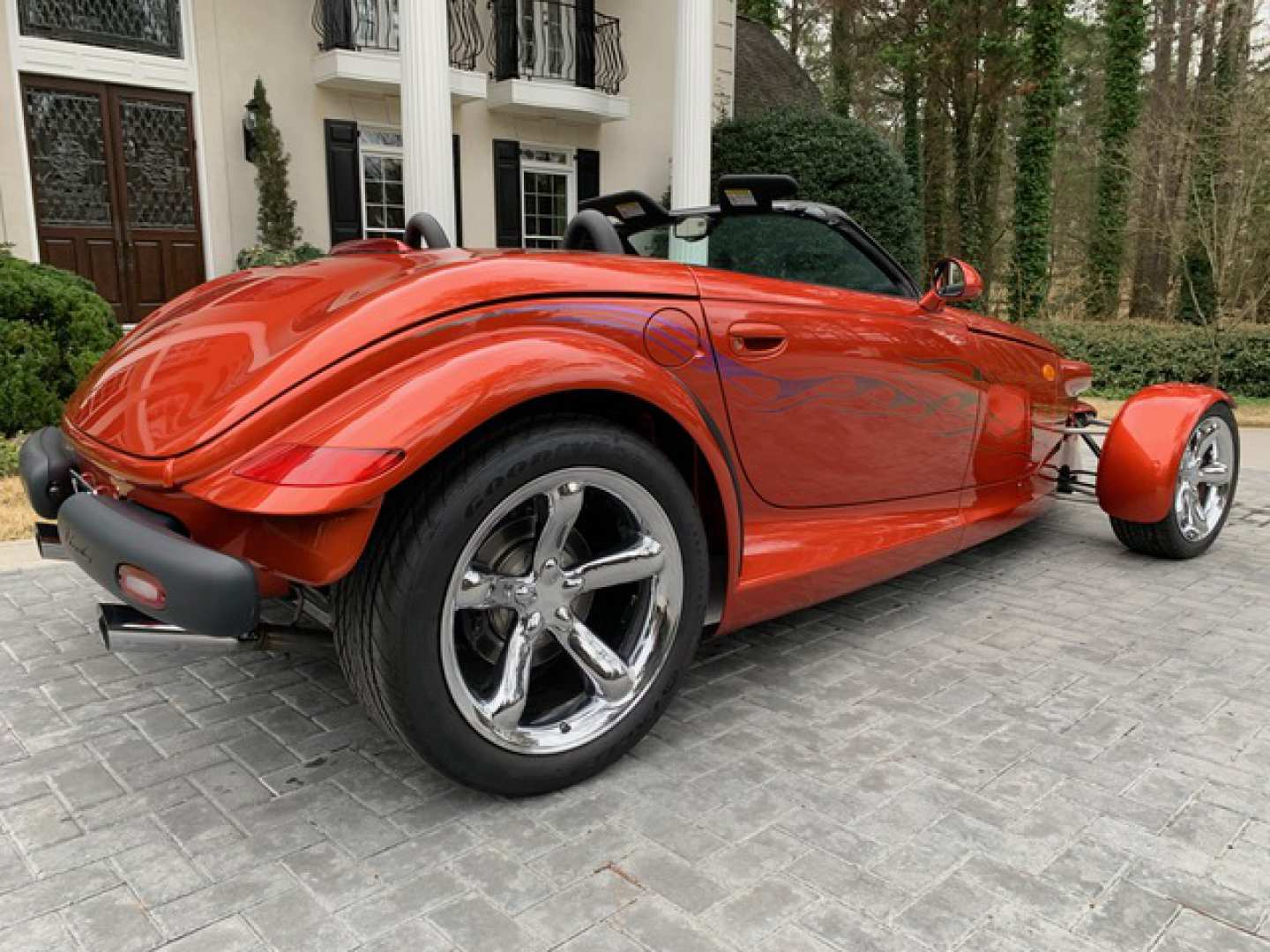 3rd Image of a 2001 PLYMOUTH PROWLER