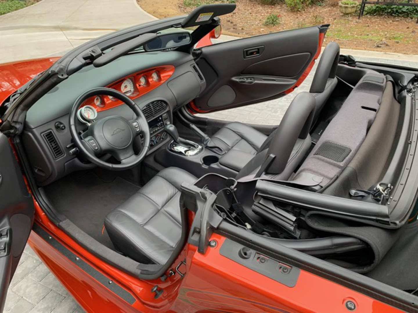 11th Image of a 2001 PLYMOUTH PROWLER
