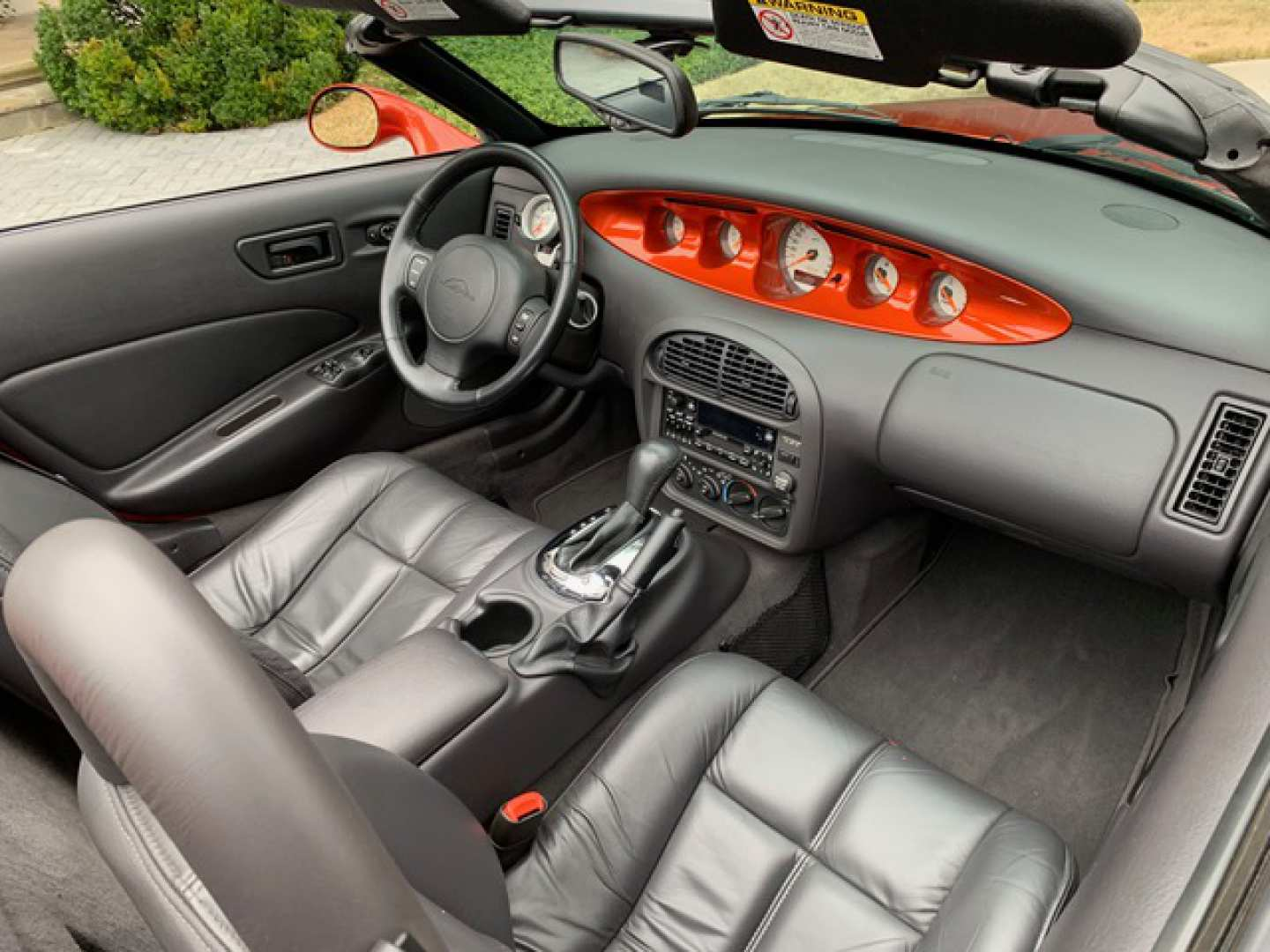 12th Image of a 2001 PLYMOUTH PROWLER