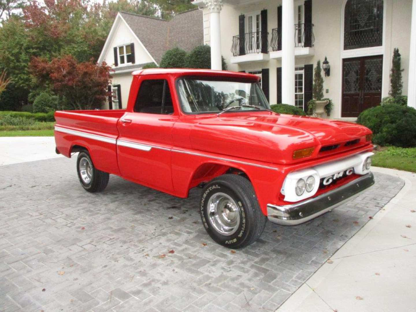 1st Image of a 1965 GMC TRUCK C10