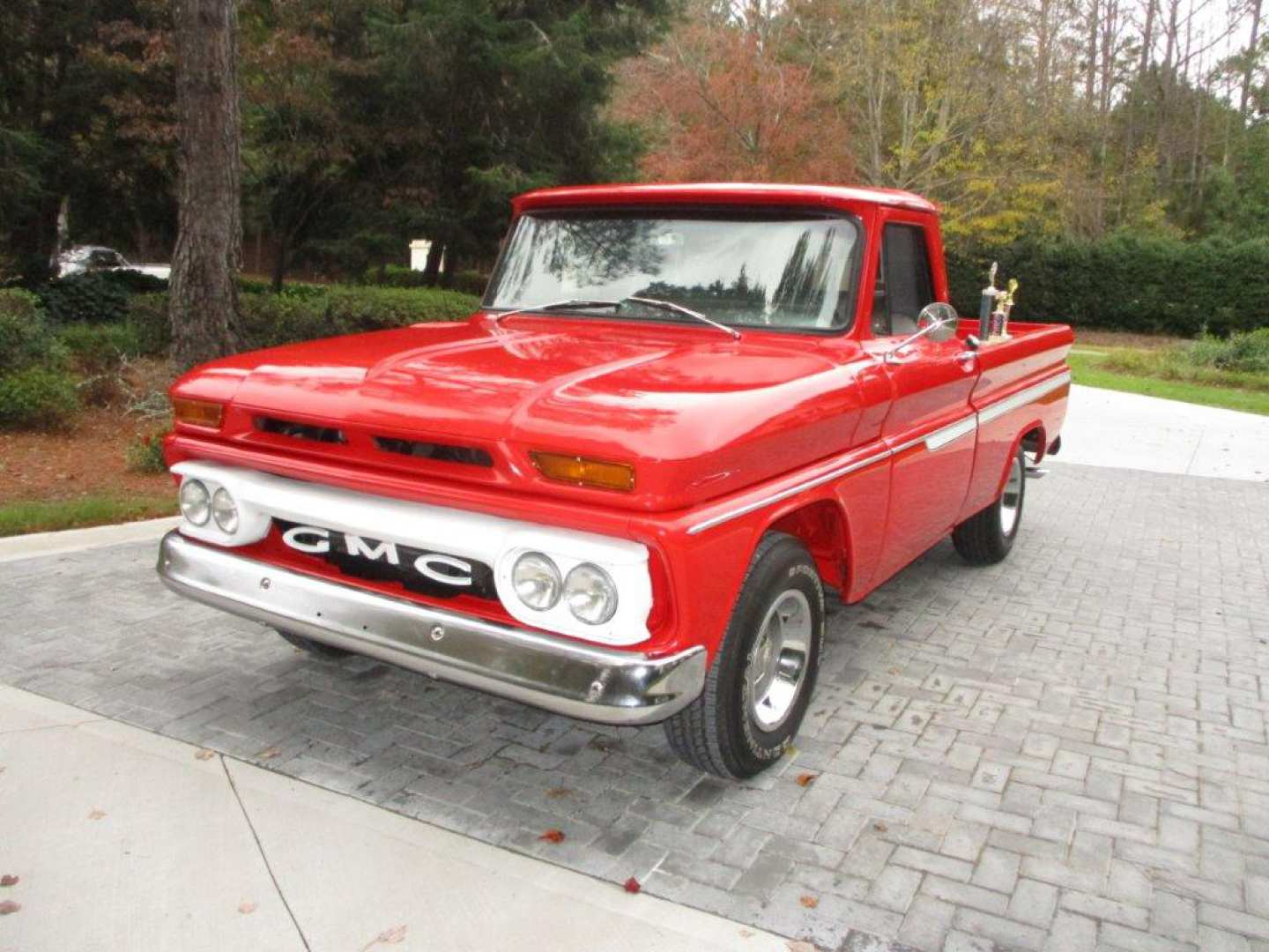 18th Image of a 1965 GMC TRUCK C10