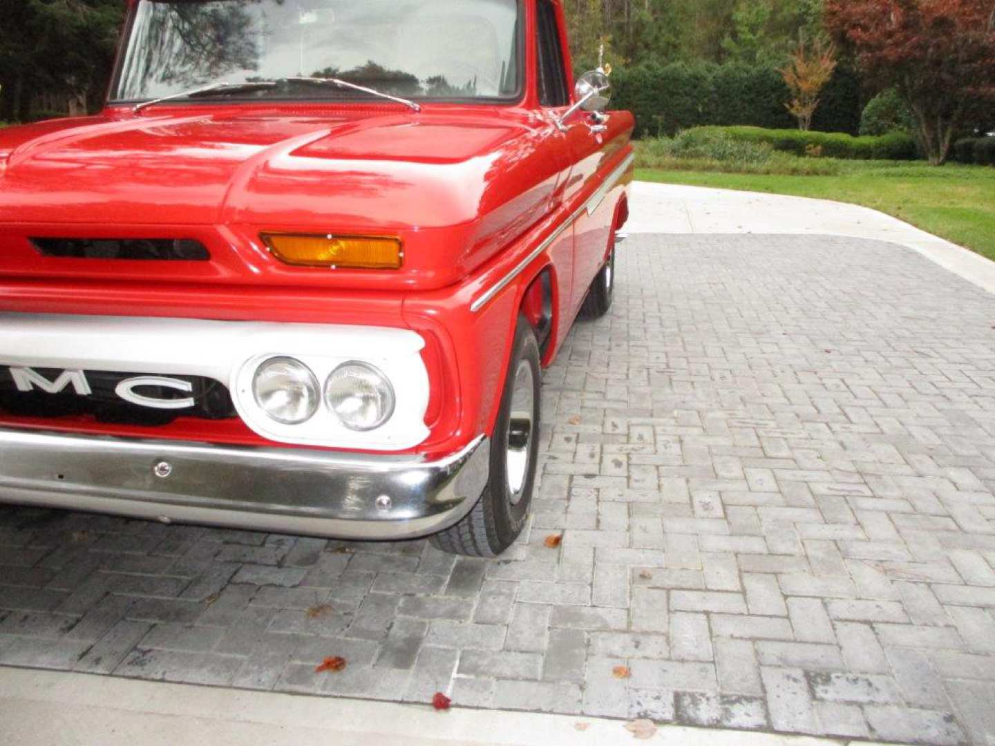 7th Image of a 1965 GMC TRUCK C10