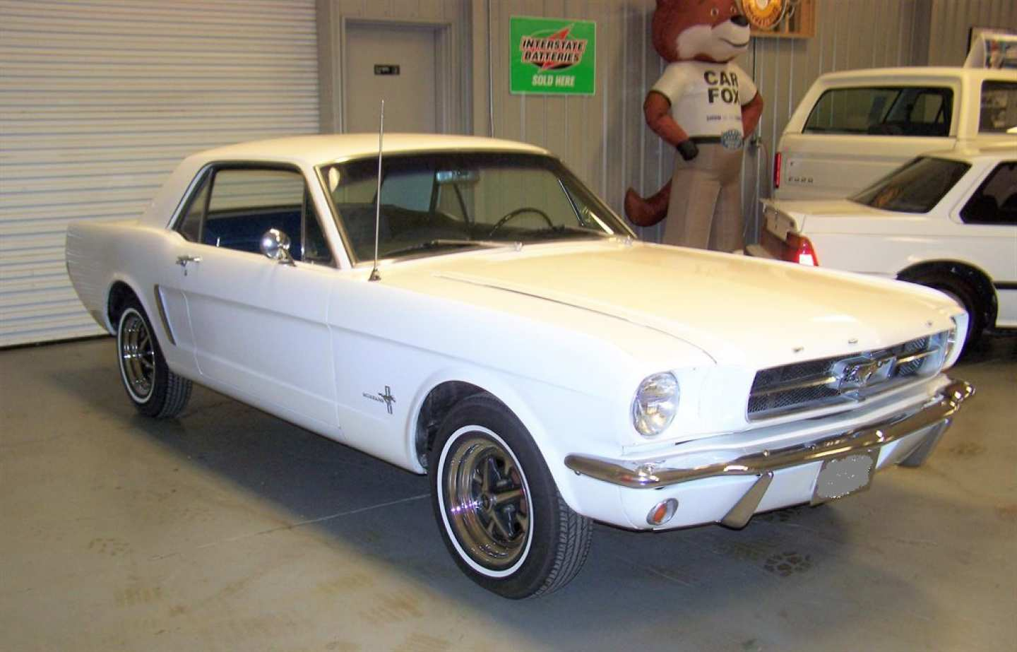 1st Image of a 1965 FORD MUSTANG