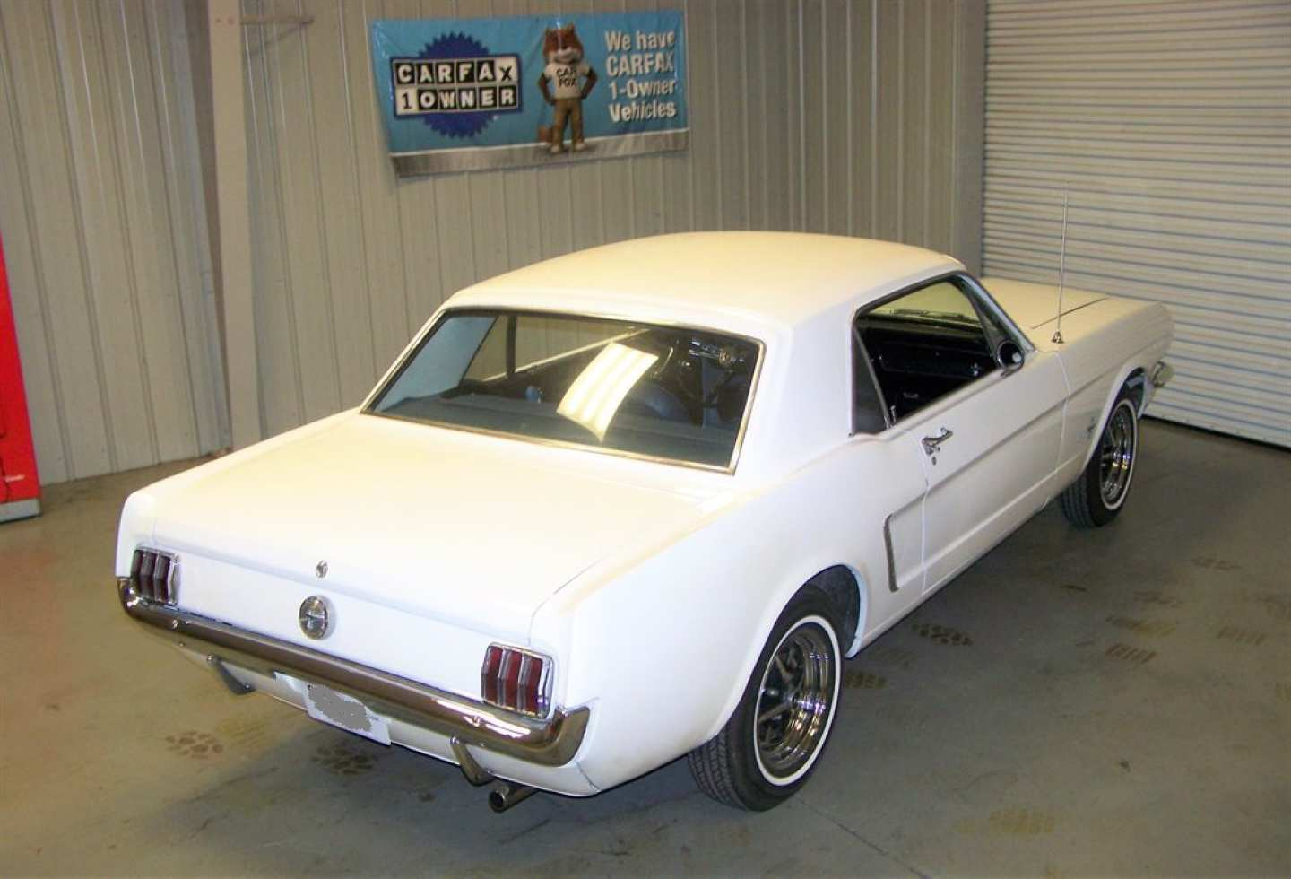 13th Image of a 1965 FORD MUSTANG